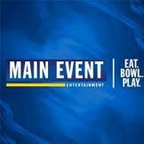 Main Event Entertainment logo