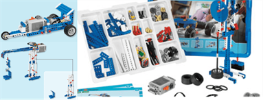 LEGO Simple And Motorized Mechanisms