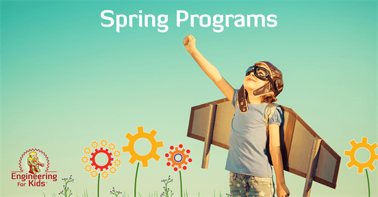 Engineering For Kids Vancouver Island Spring Programs