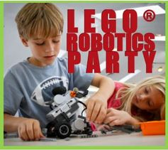 Lego Robotics Party