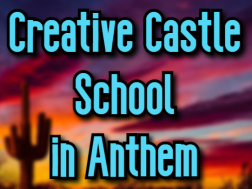 Creative Castle School - Anthem logo